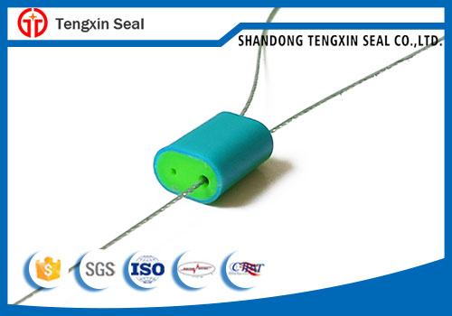 TX-CS005 ZINC ALLOY SECURITY CABLE SEAL