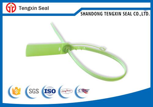TX-PS502 pull tight Fixed Length Plastic Seal