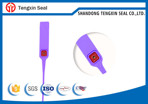 TXPS 005 Self-locking plastic logistics seal