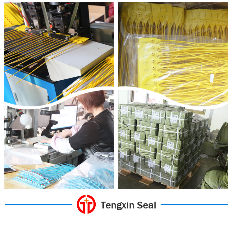 plastic seal production