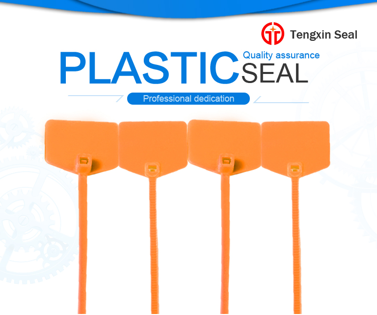 TX-PS008 Pull Tight Plastic Seal