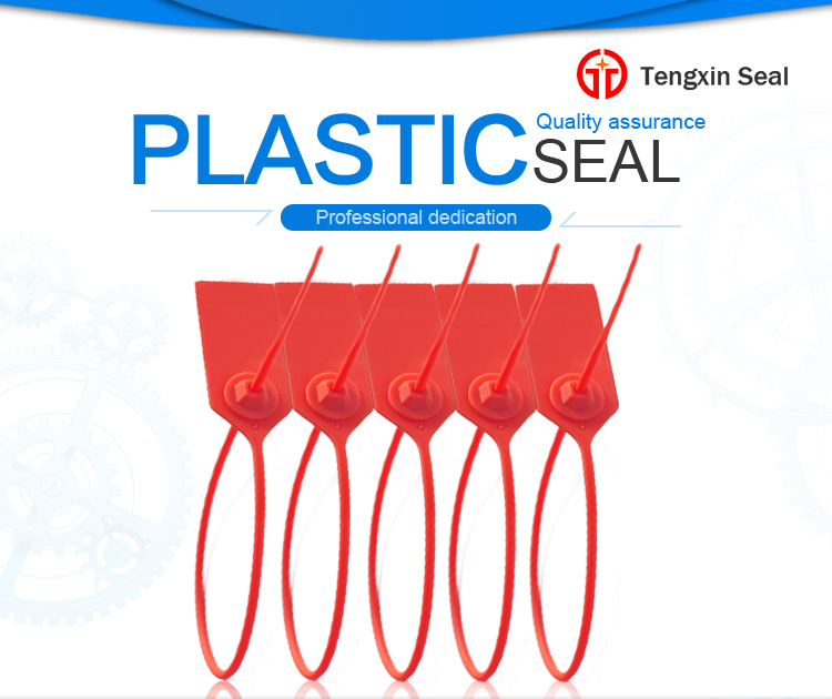 TX-PS009 Pull Tight Plastic container Seal
