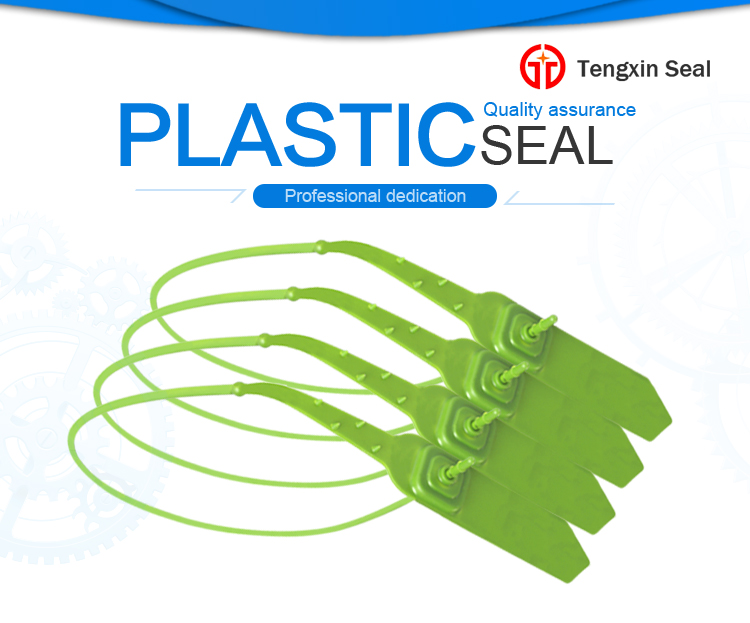 TX-PS004 Metal inserted plastic seal