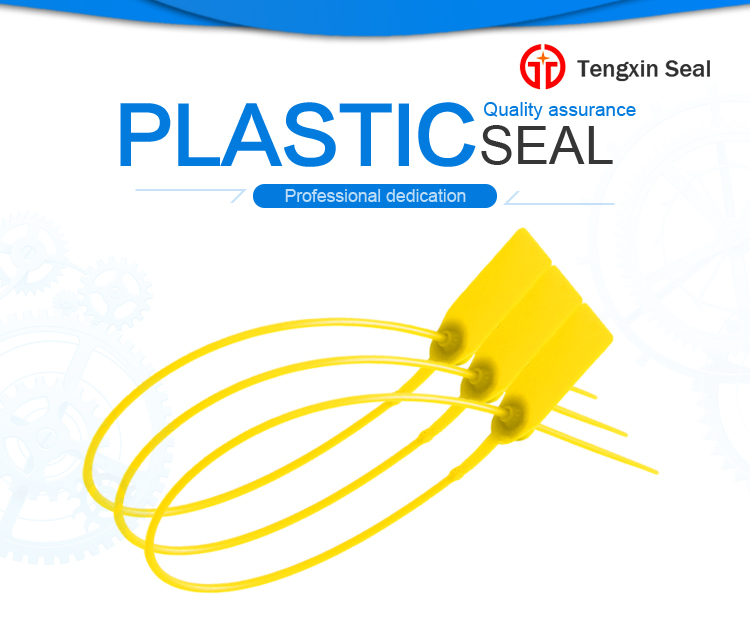 TX-PS103 Pull Tight Plastic logistic Seal