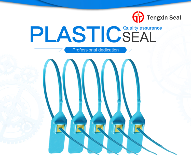 TX-PS503 One-time used Pull Tight Plastic Seal