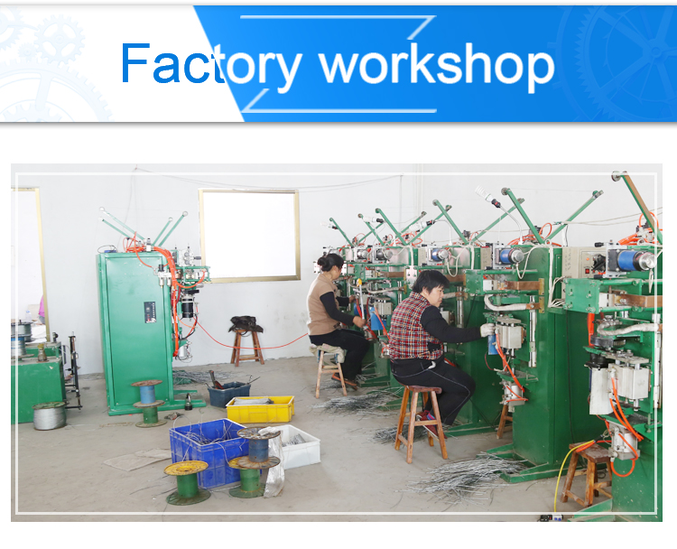 metal seal factory workshop