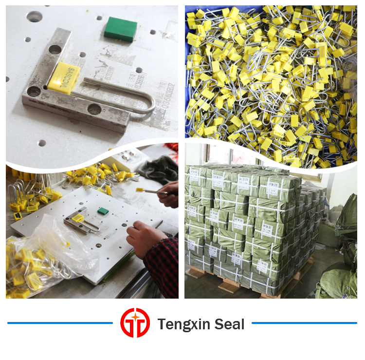 padlock sealing factory production details