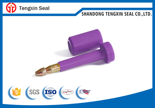 High security container door bolt lock seal with excellent quality