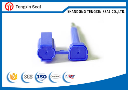Ferrolock economic bolt seal for containers