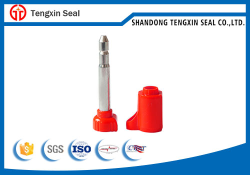 Top Security disposable bullet container bolt seal