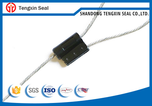 Chinese supplier Mechanical security alloy cable seal