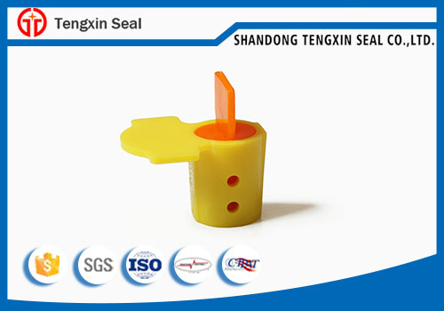 Plastic Twist lock wire custom meter seal