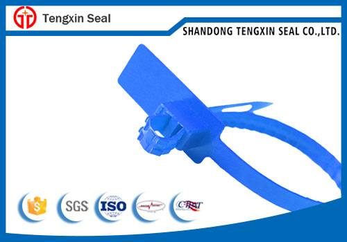 Metal Insert Pull tight high security plastic seal
