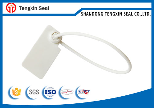 Low price tamper evident plastic sealing strip