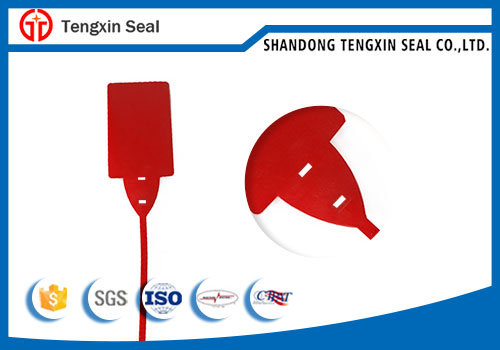 Cash bag safety tamper thief plastic seal hs code