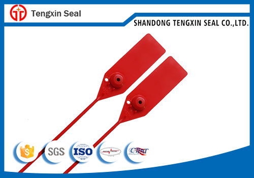 China manufacturer OEM  plastic seal tag