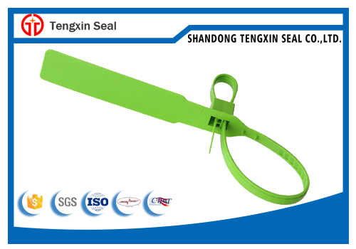 ISO 17712 certification container numbered plastic security seals