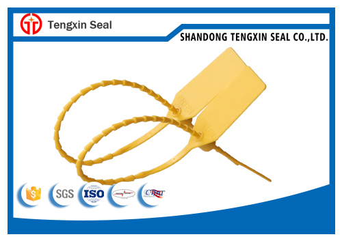 Security Plastic Electric Gas Meter Seals with Steel Wire Lines