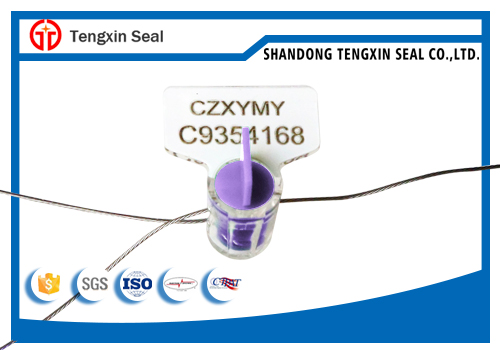 Meter seal wire with ISO17712 standard